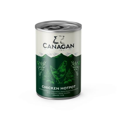 Canagan Chicken Hotpot For Dogs 400g