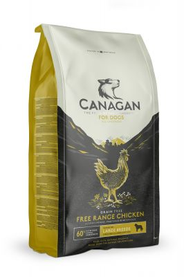 Canagan Free Run Chicken For Cats 1.5kg