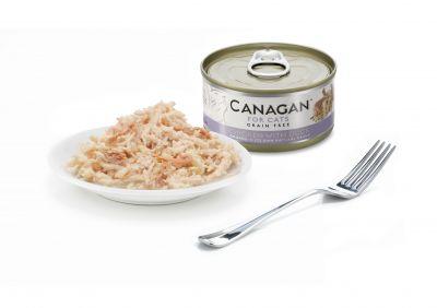 Canagan Chicken & Duck 75g