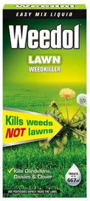 Weedol Lawn Killer (Liquid Concentrate) - 1 litre