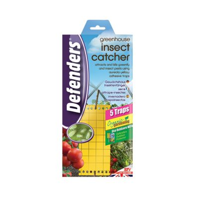 Defenders Greenhouse Insect Catcher - 5 Traps