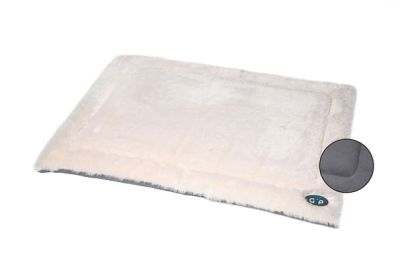 Gro Pets Grey Large Nordic Crate Mat