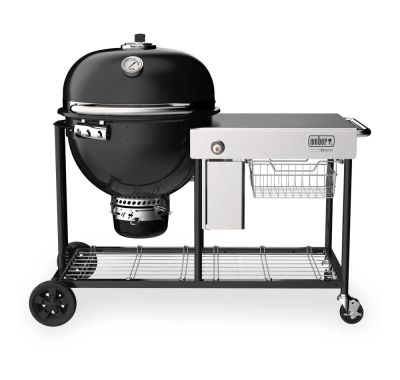 Weber Summit Kamado Charcoal Grilling Centre S6 61cm