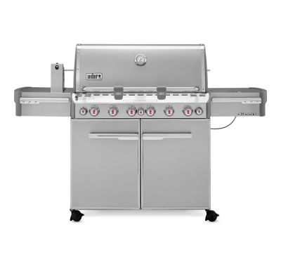 Weber Summit S 670 GBS Gas Barbecue
