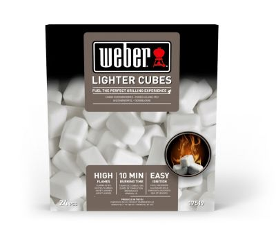 Weber Lighter Cubes Pack of 22