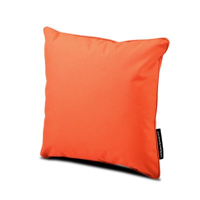 Extreme Lounging Orange Outdoor Cushion