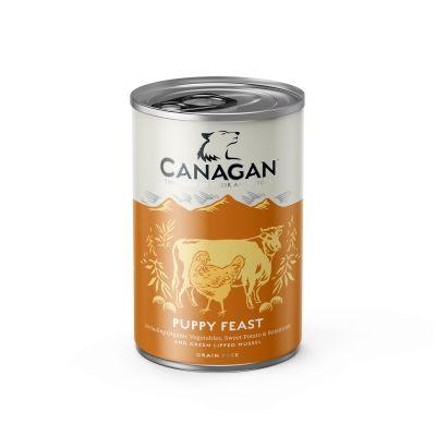 Canagan Dog Can Puppy Feast 400g