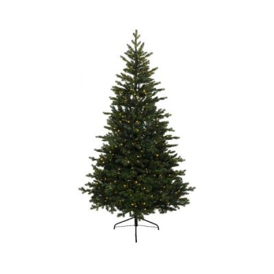 Allison Pine 6ft Pre Lit Christmas Tree 320  LED Lights
