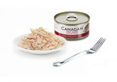 Canagan Cat Can Chicken with Beef 75g