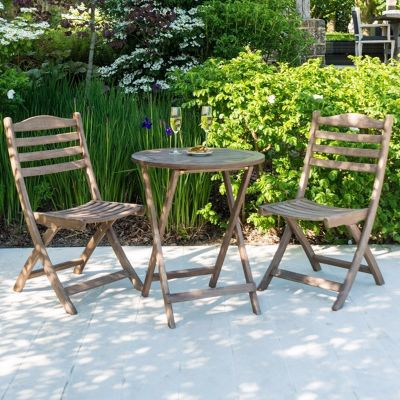 Alexander Rose Sherwood Table and Chairs Tea For Two Set