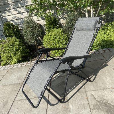 Robert Charles Longleat Relaxer Chair