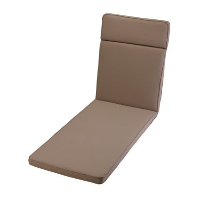 Glendale Deluxe Stone Sunlounger Cushion