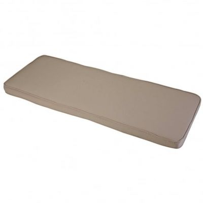 Deluxe Stone 2 Seater Bench Cushion