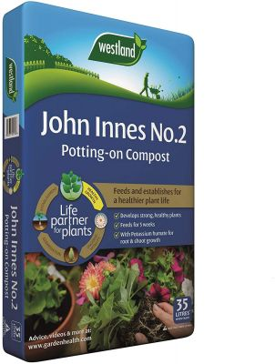 John Innes No 2 Potting On Compost 35L