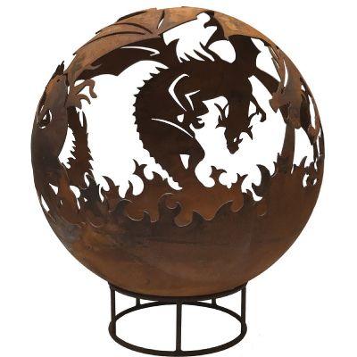 Robert Charles Fireball Dragon 50cm