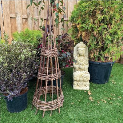 Robert Charles Willow Obelisk 90cm Tall