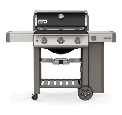 Weber Black Genesis II E 310 GBS Gas Barbecue
