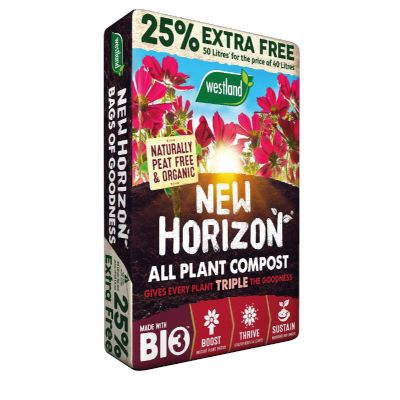 New Horizon All Plant Compost 50L