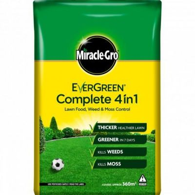 Miracle-Gro Evergreen Complete 4 in 1 - 12.9kg Bag