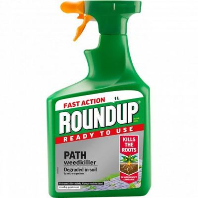 Roundup Ready to Use Path Weedkiller - 1 litre