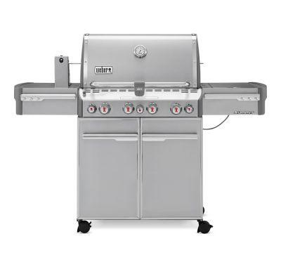 Weber Summit S 470 GBS Gas Barbecue