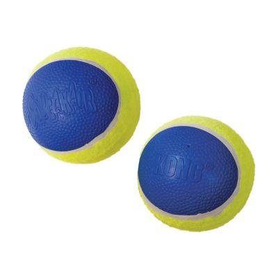 KONG Ultra SqueakAir Medium Tennis Ball 3pk