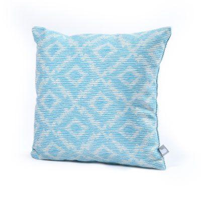Extreme Lounging Turquoise Santorini Outdoor Cushion