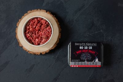 Benyfit Natural 80 10 10 Beef Meat Feast 500g