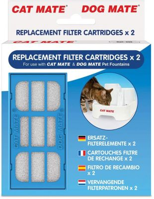 Pet Mate Replacement Filter Cartridges
