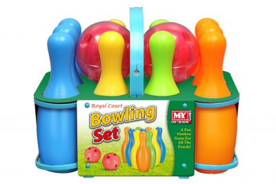 M.Y Bowling Set in Carry Case