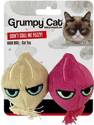 Grumpy Cat Grumpy Onion Ball 2pk