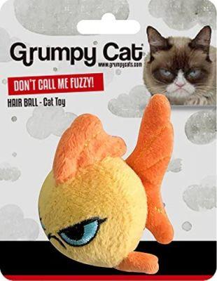 Grumpy Cat Grumpy Goldfish Ball