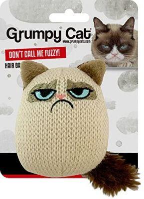 Grumpy Cat Grumpy Knit Pouncey Cat