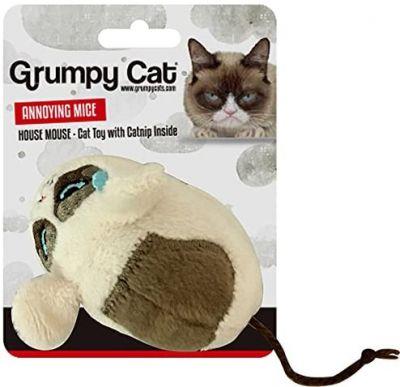 Grumpy Cat Grumpy Mouse