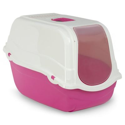 Rosewood Romeo Large Hooded Litter Tray