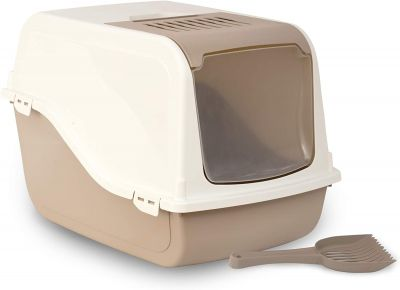 Rosewood Ariel Front Opening Litter Tray