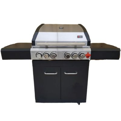Ascona 4 Burner Gas Barbecue Package