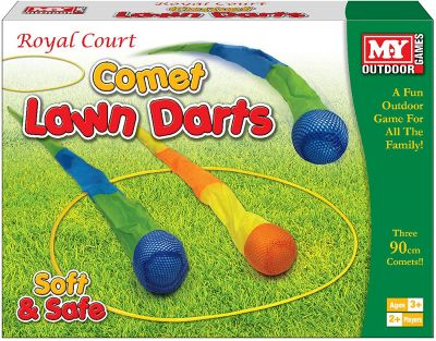 Comet Lawn Darts