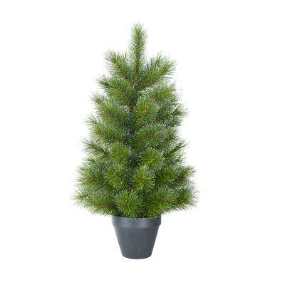 Glendon Christmas Tree Potted Green 90cm