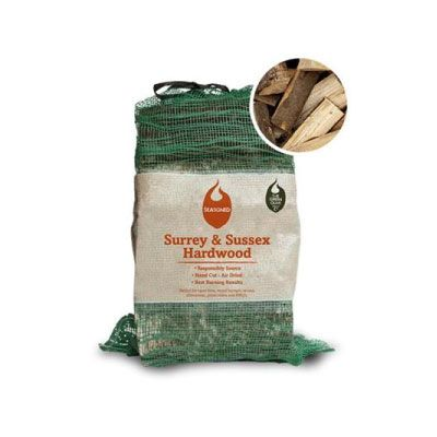 Green Olive Seasoned Hardwood Logs 30L