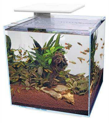 SuperFish QubiQ 30 PRO Aquarium - White