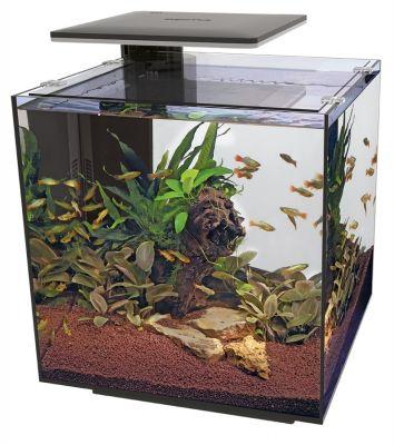 SuperFish QubiQ 30 PRO Aquarium - Black