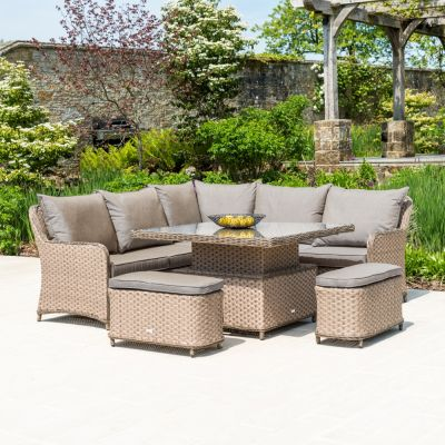 Willow Casual Dining Corner Set