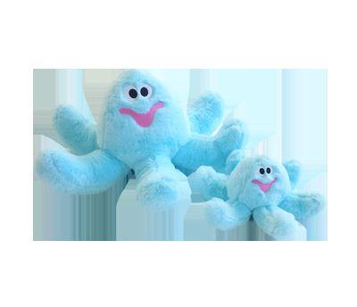 Gor Pets Gor Hugs Mommy Octopus