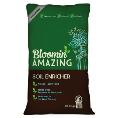 Bloomin Amazing 3 in 1 Soil Improver 70L