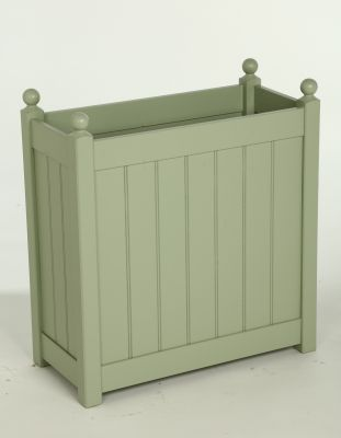 Tall Classic Trough Sage