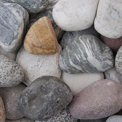 Meadow View Mediterranean Pebbles 8 12mm