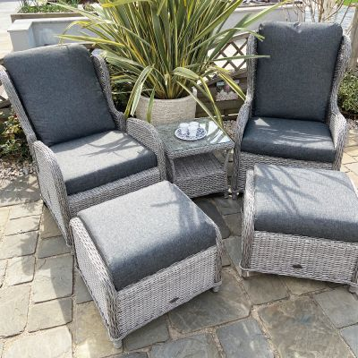 Tuscany Recliner King Set