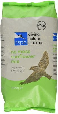RSPB No Mess Sunflower Mix 900g