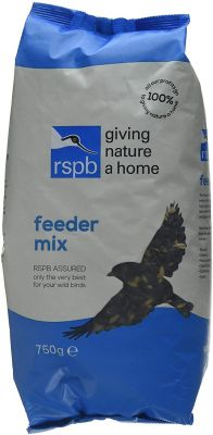 RSPB Feeder Mix 750g